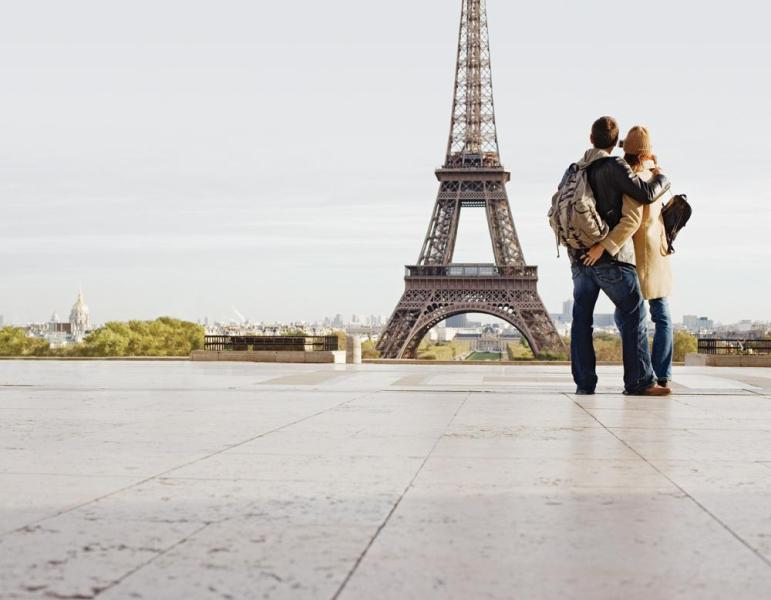honeymoon to the major tourist destinations in western europe With honeymoon packages in france