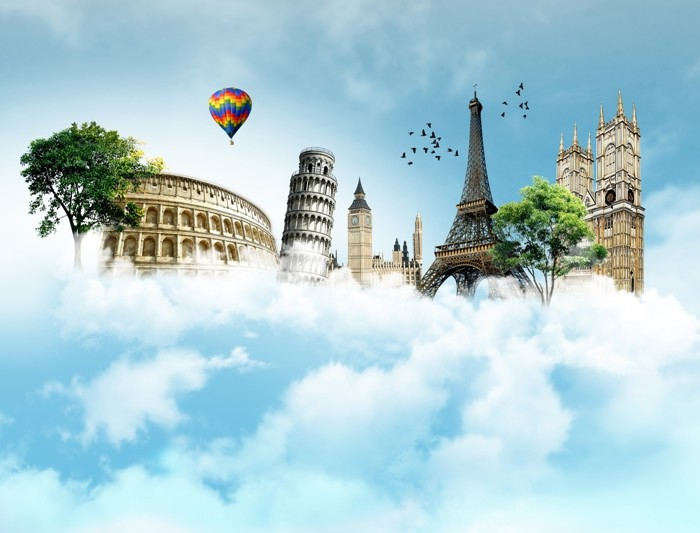 Top holiday destination in europe europe group tours for Best europe travel deals