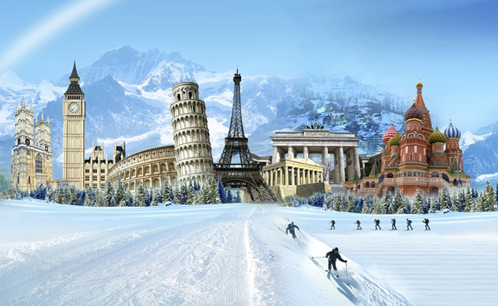 Abroad Tour Packages From India