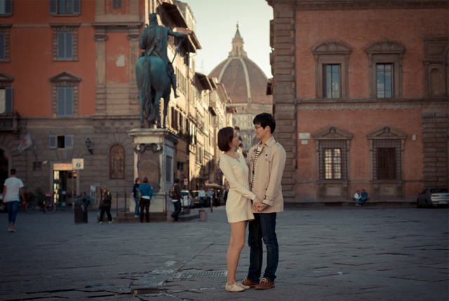 Top best places to visit in italy for honeymoon for Best places to go on your honeymoon