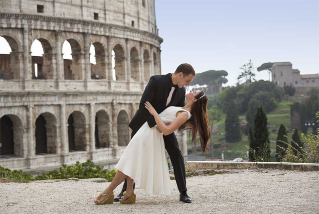 Italy Honeymoon Packages from Delhi