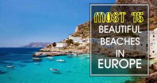 Top Most Beautiful Beaches in Europe