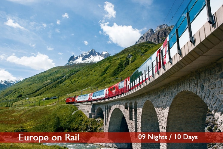 Europe rail tour packages book europe train travel package for Overnight stay in paris