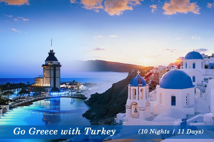 Greece Turkey Holiday Packages Holiday Tours In Greece Turkey - Greece tour packages