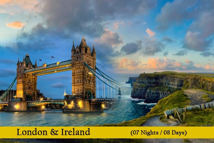 Belfast Tour Package