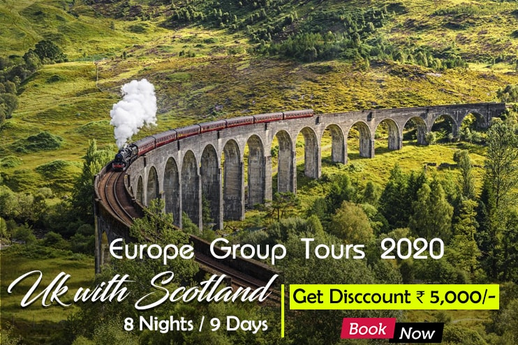 London Scotland Group Tour Packages