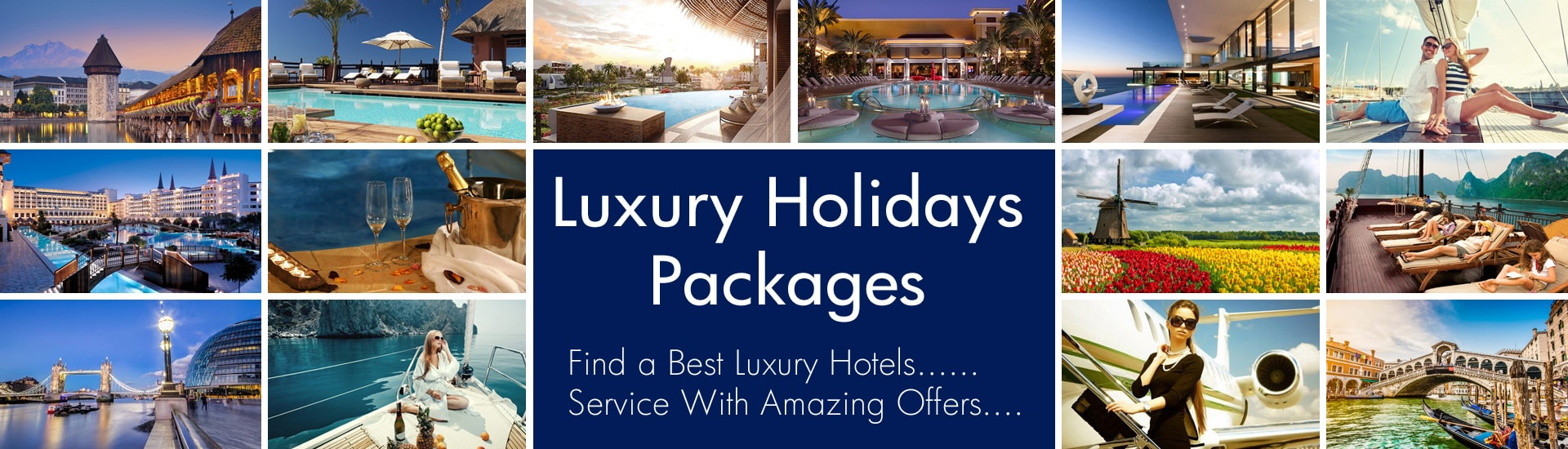 Luxury European Vacation Packages Vacation - Europe vacation packages